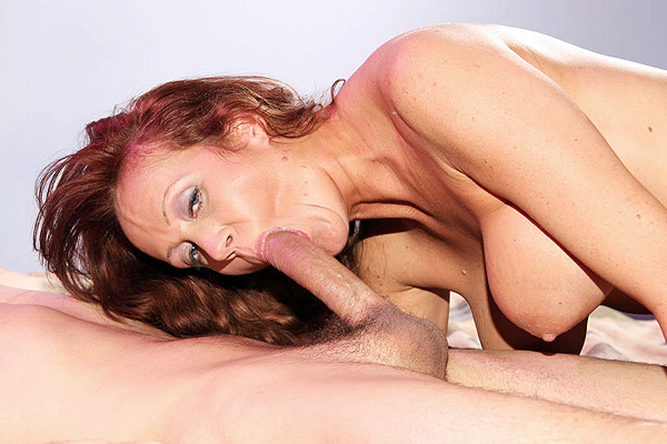 Big Boobed MILF Goes For a Ride